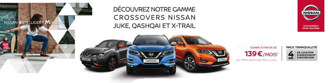 Concession NISSAN Labège
